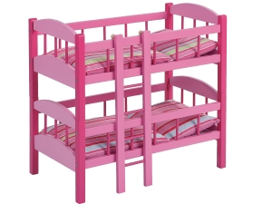 Dolls bunk bed Stripes 2420