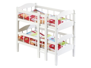 Dolls bunk bed Flower power 2430