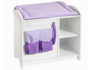 Dolls changing table 27301