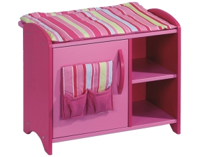 Dolls changing table Stripes 2720