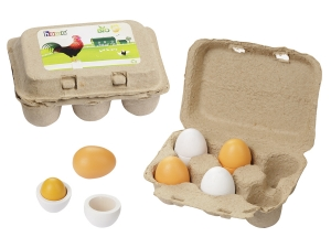 Set of 6 eggs 4864