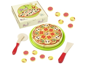 Cutting Pizza Set with Pizza cutter, Spatula and Box 4870