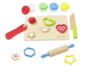 16-piece plasticine set 4871