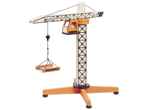 Wooden Tower Crane 5906