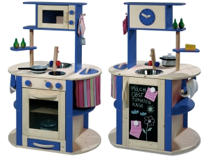 Toy kitchen 4811 blue